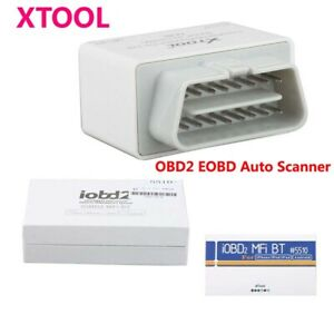 Xtool Iobd2 Obd2 Eobd Auto Diagnostic Scanner For Iphone android By Bluetooth