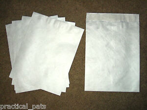 25 Authentic White Tyvek 10x13 Shipping Mailer Envelope Peel Seal Redi strip