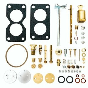 John Deere 50 Dltx 75 86 Duplex Major Carburetor Repair Kit With Float
