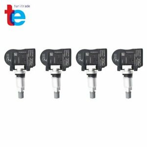 Set Of 4 New Tpms Tire Pressure Sensor For Nissan Altima Pathfind Murano Maxima