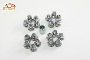 2015 2017 Lexus Nx200t Wheel Rim Lug Nut Bolt Set Anti Theft Lock Key Oem