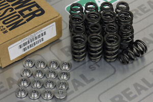 Gsc Beehive Valve Spring Kit With Ti Retainers 101lbs K20 K20a2 K20z1 K24a4