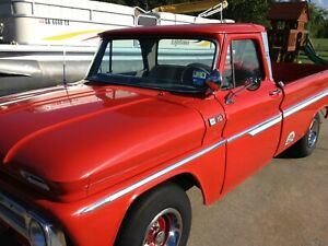 1960 Thru 1972 Chevy Truck Parts For Auction