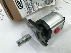Toro Hydraulic Gear Pump Assembly Ts112 2983 For Workman Utility 07369 New Italy