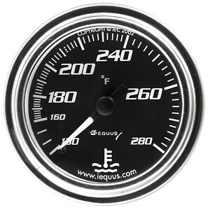 Equus 7242 7000 Series Water Temp Gauge