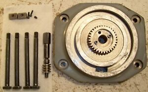 Bridgeport Mill J2 Head Adapter Plate And Accessories