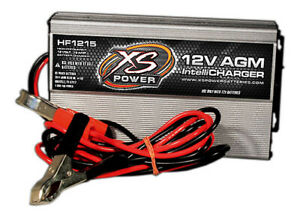 Xs Power Battery 12v Agm Intelliccharger Battery Charger P N Hf1215