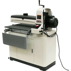 Jet Jwds 2550 Drum Sander With Closed Stand 723544csk