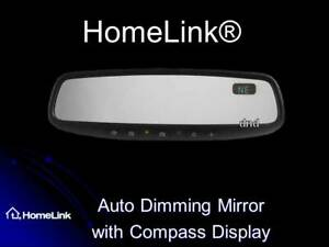 2016 2019 Toyota Tacoma Gentex Homelink Compass With Plug And Play Mirror Kit