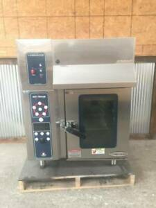 Alto shaam Combitherm Vhml 5 Cobination Oven steamer Ventless Hood 6 05 Ml