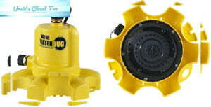 Wayne Wwb Waterbug Submersible Pump With Multi flo Technology Yellow
