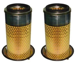 91361 13300 108 5330 Set Of 2 Air Filter For Forklift Construction Machine