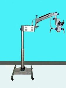 Ophthalmic Surgical Microscope Three Step