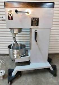 Blakeslee Dd 40 ss Planetary Food Mixer Type 40qt 1 5hp 2