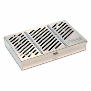 Surgical Dentistry Stainless Steel Sterilizer Tray Item op1010 051 Dowell Fda