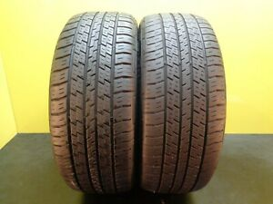 2 Tires Continental 4x4 Contact 235 50 19 99h 75 Life 24643