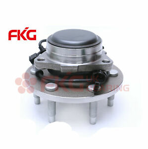 New Front Wheel Hub Bearing For Gmc Chevy Yukon Tahoe Suburban 1500 2wd 515053x1