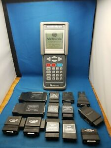 Vetronix Mastertech Scanner With Accessories Cards And Cables