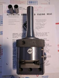Enco 3 1 2 90mm 3 Feed Automatic Facing Boring Head With A R 8 Arbor