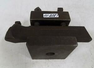 Williams Carbide Turning Tool Holder T 2 r W 1 562 Le Blond Center