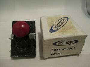 Rees 04932 132 Plunger Switch W Latch