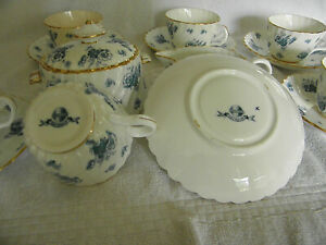 Mintons English Tea Set Very Very Old