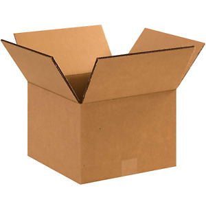 Boxes Fast 12 X 12 X 8 Double Wall Corrugated Heavy duty Cardboard Boxes Of