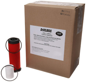 Devilbiss Dad600 1 Desiccant Dryer Tune Up Kit With Coalescing Filter Element
