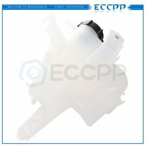 Radiator Coolant Overflow Tank For 2005 2012 Ford Escape Excluding Hybrid Models