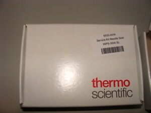 Thermo Scientific Service Kit Needle Seat Wps 3000 Sl pn 6820 0038