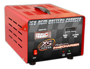 Xs Power Battery 16 V Agm Intelliccharger Battery Charger P N 1004