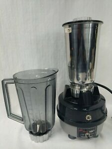 Hamilton Beach 909 Commercial 2 speed Mixer Bar Drink Blender Extra Container