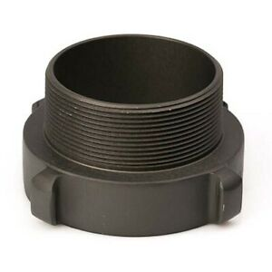 Aluminum 4 Female Nh To 4 Male Npt Fire Hose Adapter