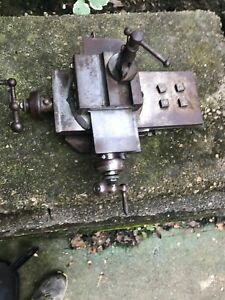 Hardinge Lathe Compound Cross Slide For Dsm59 Dv59 Hls59 Lathes