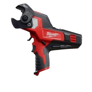Milwaukee 2472 20 M12 600 Mcm Cable Cutter Bare Tool
