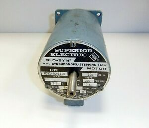 Superior Electric Synchronous Stepping Motor M092 fc 321b