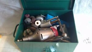 Valve Seat Grinder Sioux Black And Decker Thor Ford Flat Heads
