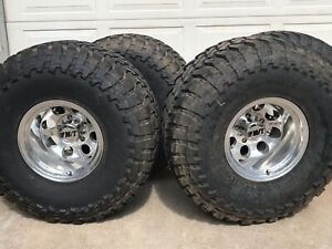 Toyo Tire Open Country 37 X14 50r 15 Mt Mud Tires