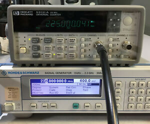 Hp 53131a 225mhz Universal Counter
