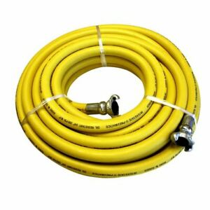 Rubber Air Hose 3 4 X 50 Feet For Air Jack Hammer