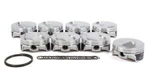 Wiseco Bbc 4 600 In Bore Professional Series Forged Piston 8 Pc P n K496b100