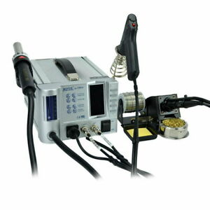 Aoyue 2703a All In One Digital Hot Air Rework Station 110 Volts