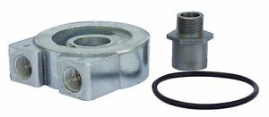 Perma cool 3 4 16 In Center Thread Sandwich Oil Filter Adapter P n 181