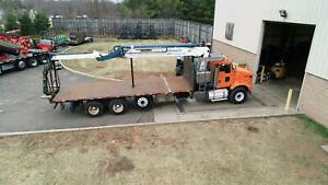 Tree Care Packages Nice clean Grapplesaw Truck 2007 Kenworth With 92 Reach
