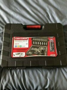 New Craftsman 99665 165 Piece Mechanics Tool Set