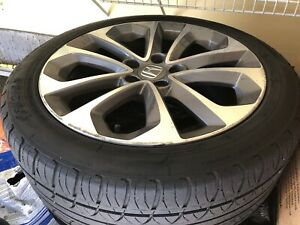 2015 Honda Accord Sport Wheels And Rims