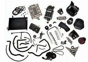 Roush Performance Parts 422001 Supercharger Kit 15 17 5 0l Fits Mustang Stage