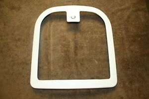 Kochs Barber Chair Backrest Porcelain Frame Part 506
