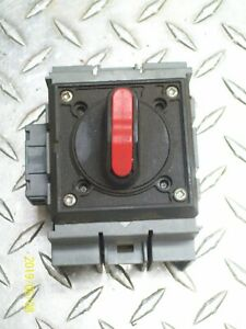Abb Ot30et3 Disconnect Switch With Rotary Knob Oa1g10 Auxiliary Contact