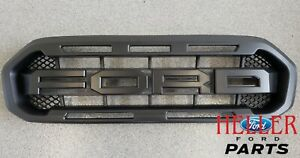 2019 Ford Ranger Raptor Style Grille Grill Assembly Upgrade